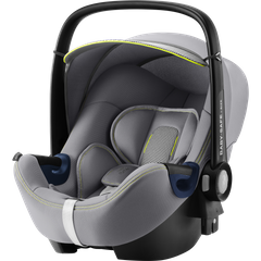 Автокресло BRITAX-ROMER BABY-SAFE2 i-SIZE Cool Flow – Silver